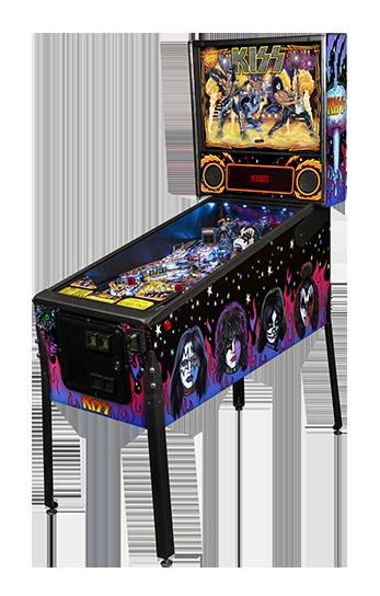 Stern KISS Pro Pinball Machine Free Shipping