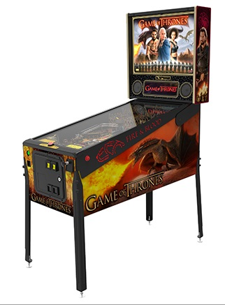Stern Game Of ThronesLimited Edition LE  Pinball Machine Free Shipping