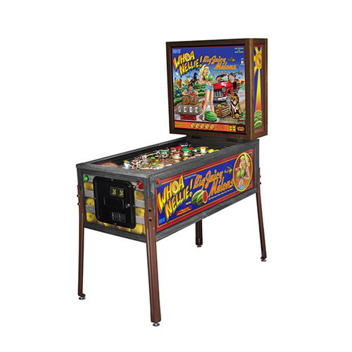 Whizbang Whoa Nellie! Big Juicy Melons Pinball Machine