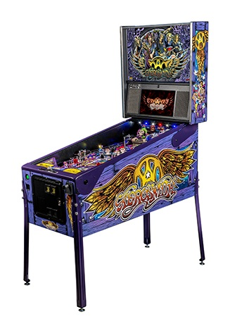 Stern Aerosmith LE Limited Edition Pinball Machine Free Shipping