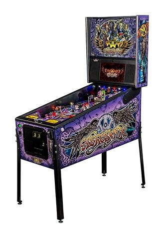 Stern Aerosmith Premium Pinball Machine Free Shipping