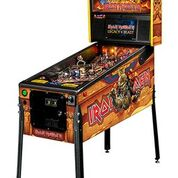 Stern Iron Maiden Premium Pinball Machine