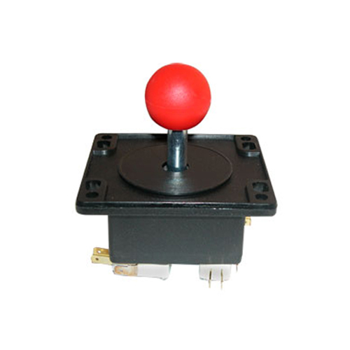 4 way Happ Red Ball Joystick