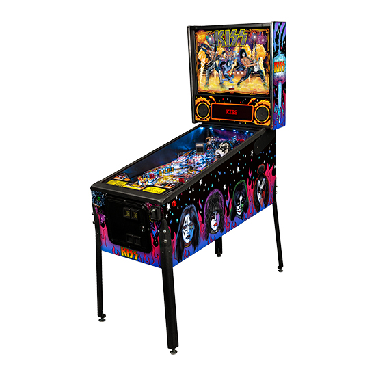 Stern KISS Pro Pinball Machine Free Shipping