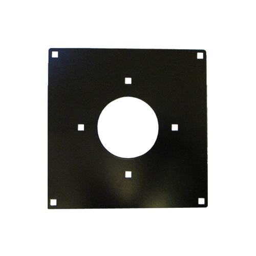 Arcade Trackball Mounting Plate